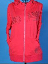 New Style OL Elegant Zipper Cotton Coat
