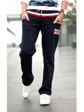 Arrival New Fashion Union Flag Pattern Men's Sports Wear Long Pants