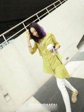 Hot Sale Women Fashion Slim Fit Side Zip Long Legging