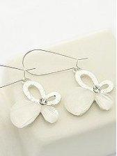 2012 Women Arrival Fashion Butterfly Shape Crystal Earing
