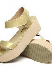 New Vogue Women Open Toe Platform Sandal