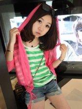 Summer Women Necessary Air conditioning unlined upper garment