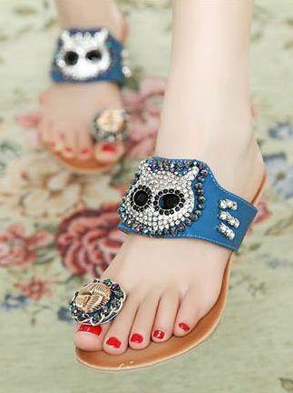 Hot Sale New Stylish Elegant Diamond Design Peep Toe Slippers