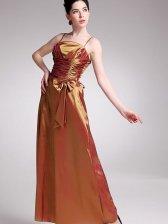 Elegant Women New Waist Bowknot Maxi Dress Clothes