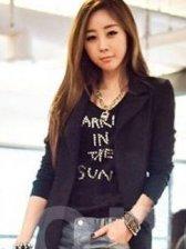 Hot Sale Slim Fit Long Sleeve Pure Color Suit Coat