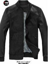 Hot Sale Men Zip up Pockets Designed Casual Short Coat