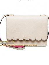New Modern Style Color Block Lacework Satchel Bag