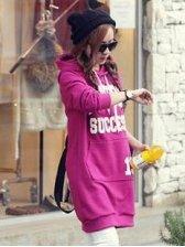 2012 Lady's Newest Fashion Fleece Thickening Hoodies