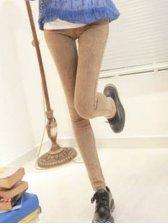 Wholesale Lady's Cotton Denim Slim Leggings