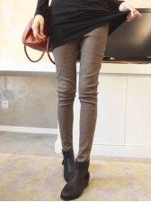 2012 Wholesale Little Plaid Slim Casual Legging