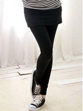 Women Fashion Rhinestone Stretchy Leggings