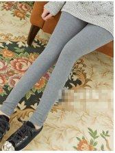 Wholesale Ladies Fashion Pure Color Leggings