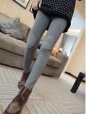 New Arrival Patch Design Slim Stretchable Legging