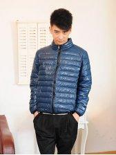 Winter Fashion Long Sleeve Zipper Slim Coat