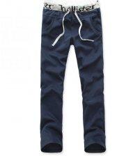 Fashion Arrival Side Pocket Drawstring Tie Slim Pants