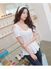 Stylish New Comfortable Cotton Short Sleeve Tee