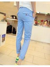 Summer Modern Men Solid Color Casual Long Pants