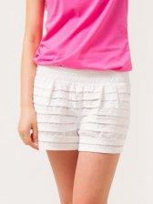 Korean Style Pure Color Pocket Short Pants