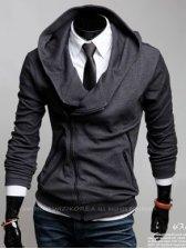 New  Arrival Zipper Long Sleeve Hoodies
