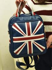 New Arrival Korean Modern Style Applique Backpacks