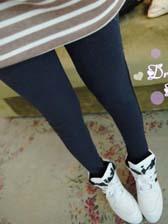 Very Joker Slim Fitted Side Lace Splice Thicken Leggings