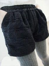 Women's Style Retro Elegant Solid Color Short Pants