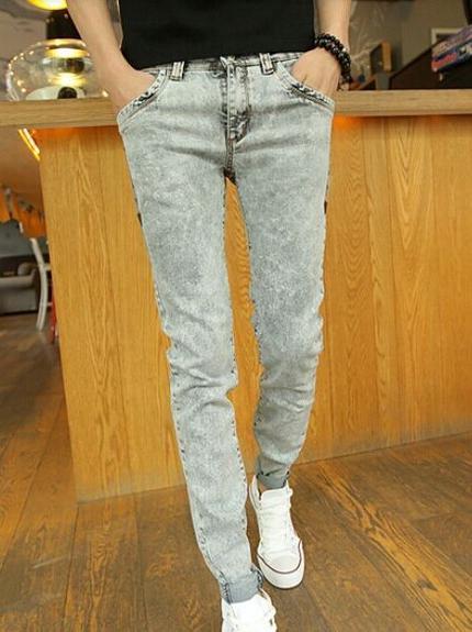 Wholesale Price Summer Item Color Block Zipper Up Pockets Low Waist Long Pants