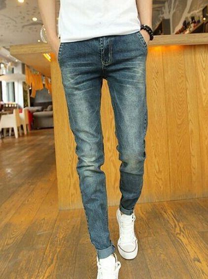 2014 Wholesale New Arrival Color Block Zipper Up Pockets Low Waist Long Pants