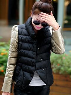 Korean Fashion Wear Women Short Coat With Velvet Must Having Item Size M-XXL Out Going Wear Coat