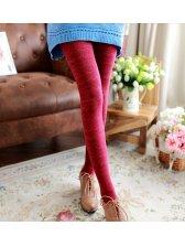 Japanese Style 2014 Leggings Solid Color Floral Pattern Long Legging Modal 4 Colors Leggings