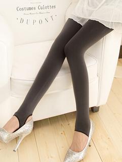 Good Value For Money Leggings Solid Color Columbia Skinny Leggings Cotton Chic Leggings