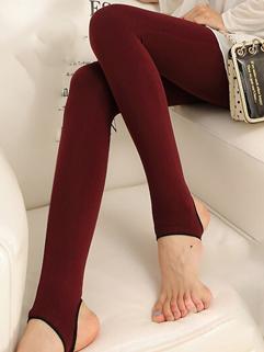 Wholesale Fashion Hot Leggings Solid Color Columbia Leggings Cotton Night Club Leggings