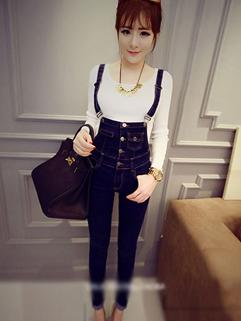 2014 Japanese Adorable Fashion Jeans Women Leisure Street Fashion Style Size S-XL Female Pants