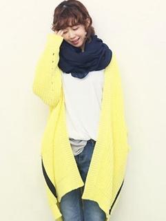 2014 New Arrival Korean Honey Girl Sweet Color Coat Long Sleeve Side Zipper Vertical pocket Loose Coat