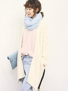 2014 Korean New Coming Sweet Color Coat Long Sleeve Side Zipper Vertical pocket Loose High Quality Coat For Sale