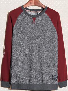 2014 Color Vintage Item Men Pullover Hoodies Leisure Style Active Wear Male Gentle Size M-XL Wear