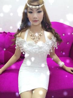 2015 Latest Boat Neck Bandage White Pencil Dress Flower Fringed Tight Dress