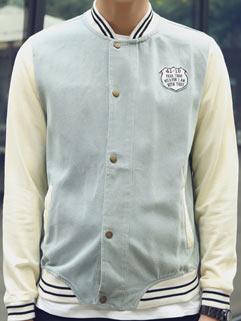 Vanguard Sport Style Men Jacket London Style Slim Comfortable Letter Print