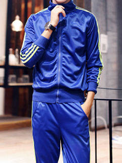 Korean Style New Arrival Men Activewear Fit Fashion Casual Sportswear For Men
