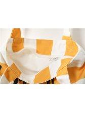 Concise Design Cozy Printed Zipper Canvas Tote Bag