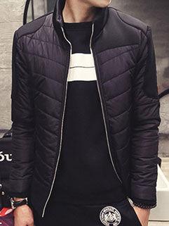 2015 New Arrival Men Coat Korean Style Handsome Fashion 100% Cotton