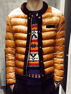 2015 Autumn Design Men Coat Street Style Fashion Vanguard Warm Clothing