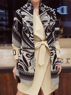Hot Sale Women Printing Fashion Design Street Style Scarves