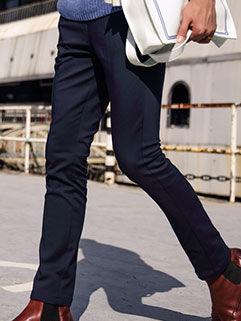 2015 Autumn New Men Harem Pants Workman Style Handsome Straight Gentlemen