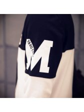 Latest Design Men Suits Casual Sports Style White Fitness Letter Printed