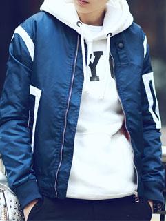 Korean Style Men Youth Long Sleeve High Quality Fashion Jackets