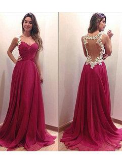 Wholesale Cheap Fashion Women Sleeveless Backless Ball Gown Maxi Evening Dresses