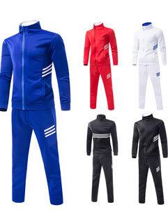 Hot Sale Striped Sporty Active Wear
