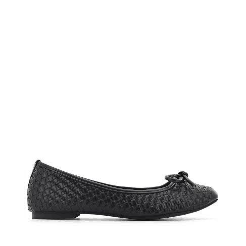 Classic Design Cheap Women Bow Decor Flat