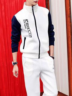 Korean Style Men Long Sleeve Hot Activewear